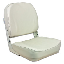Fold Down Seat off White