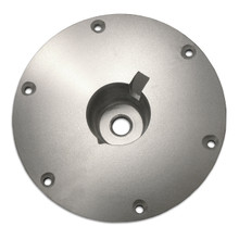 "Taper-Lock 9"" Anodized Floor Base"