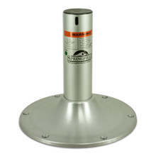 "Clipper 10"" Locking Pedestal 2-3/8"""