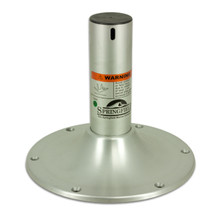 "Clipper Anodized 9"" Pedestal"
