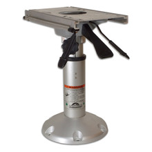 "Mainstay Power Rise Pedestal with Seat Mount Slide 14.5"" to 19.5"""