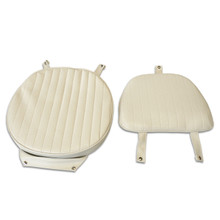 Bluewater Seat Cushions Off White