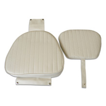 Commodore Cushion Set Off White
