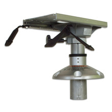 "Mainstay Power Rise Thru-The-Deck Pedestal 9"" -12"""