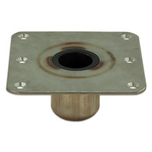 "Spring-Lock Floor Base 7"" X 7"""
