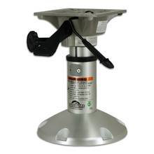 "Mainstay 09 Power Rise Pedestal with Locking Swivel 10"" - 12"""