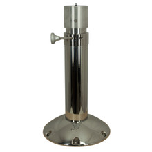 "Mainstay 4"" Adjustable S/S Pedestal 22""-32"""