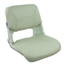 Skipper Fold Down Chair with Cushions Off White