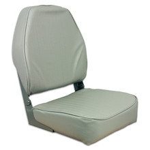 Fold Down HB Seat Gray