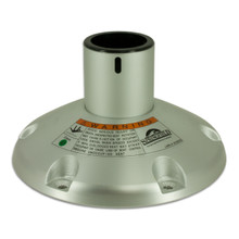 "Second Generation 4.5"" Locking  Pedestal 2-7/8"""