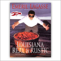 Louisiana Real and Rustic Cookbook