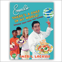 There's A Chef In My World Cookbook