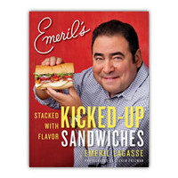 Emeril's Kicked-Up Sandwiches Cookbook