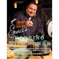 Emeril's Cooking with Power Cookbook