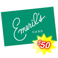 $50 Emeril's Gift Card