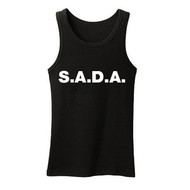 S.A.D.A BRANDED TANK TOP