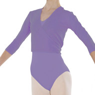 RUTH STEIN SCHOOL OF DANCE LAVENDER COTTON BALLET WRAP