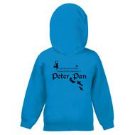 RUTH STEIN SCHOOL OF DANCE BRANDED ZIPPED HOODED JACKET (PETER PAN)