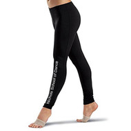 SONYA NICHOLS SCHOOL OF DANCE BRANDED LEGGINGS