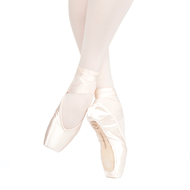 RUSSIAN POINTE 'MUSE' POINTE SHOES (V-CUT)
