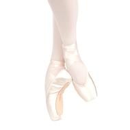 RUSSIAN POINTE 'BRAVA' POINTE SHOES WITH DRAWSTRING (U-CUT)