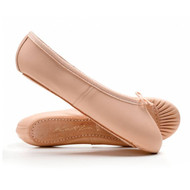 KATZ LEATHER BALLET SHOE