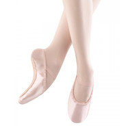 BLOCH 'DEBUT 1' SATIN BALLET SHOE