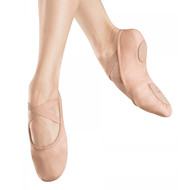 BLOCH 'ZENITH' STRETCH CANVAS BALLET