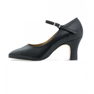 BLOCH LEATHER CHORD ANKLE STRAP