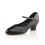 CAPEZIO PU JR FOOTLIGHT