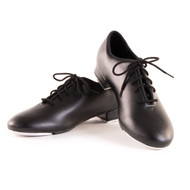 SO DANCA PU L/H LACE UP TAP
