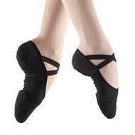 SO DANCA SPLIT SOLE STRETCH CANVAS (Pre Sewn)