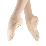 SO DANCA SPLIT SOLE CANVAS ECONOMY