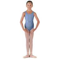 BLOCH TANK LEOTARD WITH BELT (Cotton/Lycra)