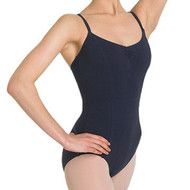 BLOCH 'ARPEGGIO' SEAMED CAMI WITH PINCHED FRONT LEOTARD