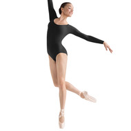 BLOCH LONG SLEEVED LEOTARD