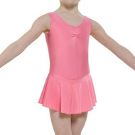 TAPPERS & POINTERS JUNIOR SKIRTED LEOTARD RUCHED FRONT Jr