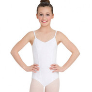 CAPEZIO PRINCESS CAMISOLE LEOTARD Jr