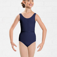CAPEZIO TANK LEOTARD WITH BELT Jr