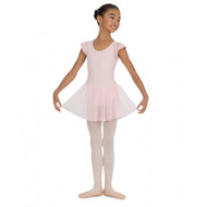 CAPEZIO FLUTTER SLEEVE DRESS Jr