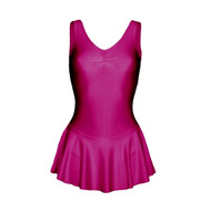 CREMONA NYLON LYCRA SKIRTED LEOTARD