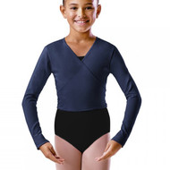 THE PERFORMANCE ACADEMY NAVY COTTON WRAP