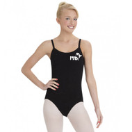 FLIPSIDE BRANDED CAMISOLE LEOTARD WITH BRATEK®