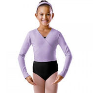 BLOCH LONG SLEEVED WRAP Jr