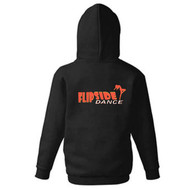 FLIPSIDE BRANDED HOODED SWEAT TOP
