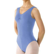 TAPPERS & POINTERS COT/3 TANKED RUCHED LEOTARD Jr