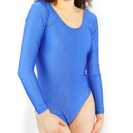 TAPPERS & POINTERS LEO 3 LONG SLEEVED LEOTARD Ad
