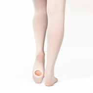 RUSSIAN POINTE LADIES SEAMLESS TOE CONVERTIBLE TIGHTS