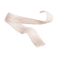 RUSSIAN POINTE INVISABLE POINTE SHOE MESH ELASTIC 15CM (Pink)