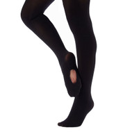 ARTS EDUCATION BLACK CONVERTIBLE TIGHTS